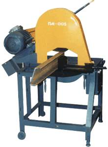Пила маятниковая ПМ-005
