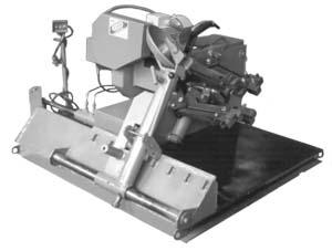 Шиномонтажный стенд Ш-515М1