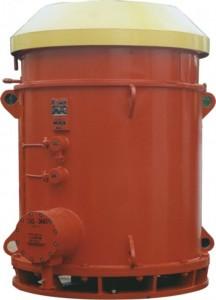 Электродвигатель вертикальный взрывозащищенный серии ВАОВ