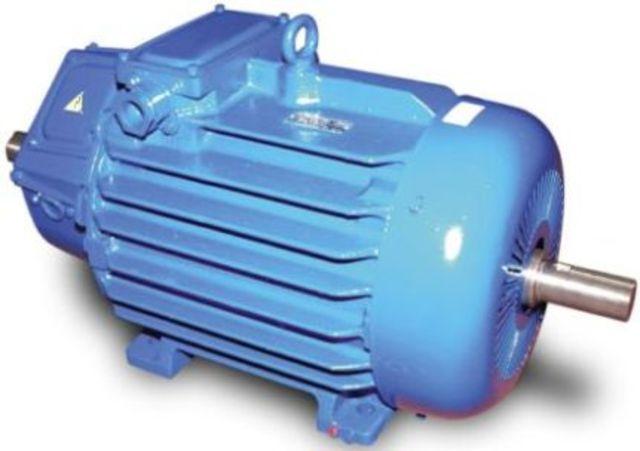 Электродвигатель взрывозащищенный 3В180М4