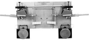 "СКО-1М - Стенд регулировки развала-схождения [диск 12""...18""]"