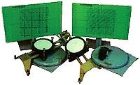 Лазертестер - Прибор установки сход-развала [диск 260...450 мм]