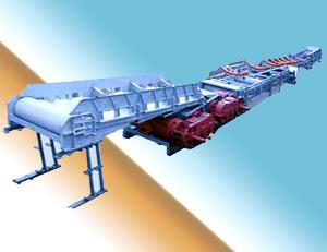 Ленточный конвейер КЛКТ-1000