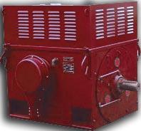 Электродвигатель асинхронный А4-400Х-4У3